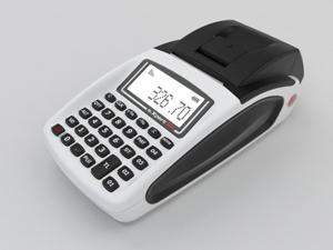 Касов апарат Daisy eXpert SX-KL с батерия